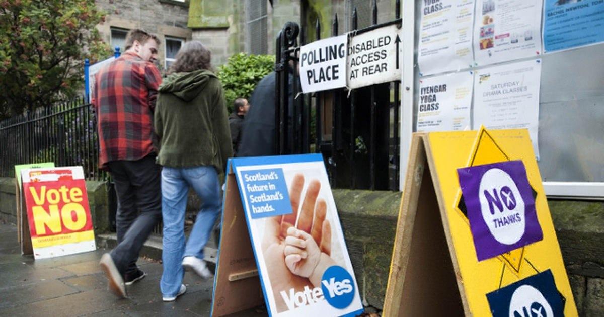 スコットランド、独立への道-本日、住民投票開示 発表までに情報を整理 まとめ