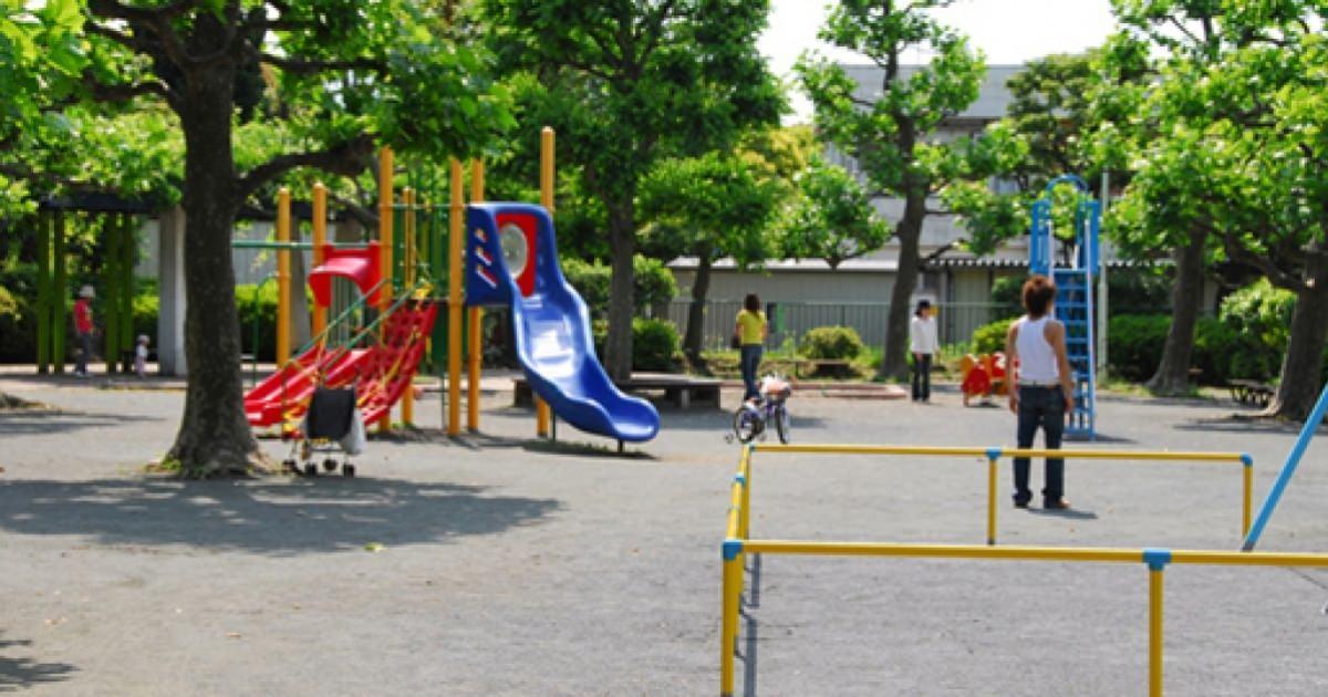 え!?最近の公園ってこんなに禁止事項があるの・・・どうやって遊べばいいんだよ