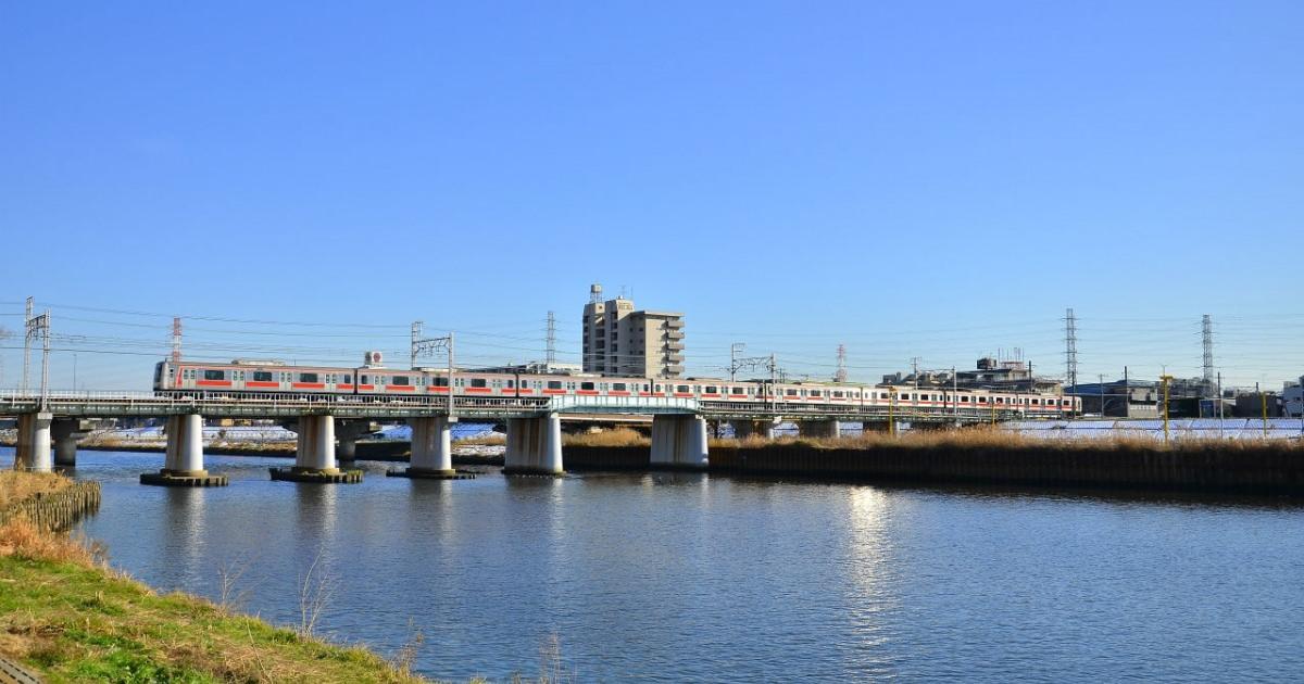 京都市西京区に武田正人容疑者(37)、妻のつむぎさん(39)を川に突き落とし殺害