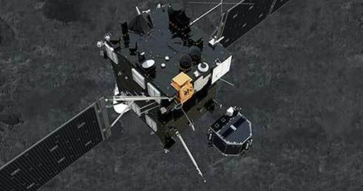 人類史上初の彗星着陸 探査機「ロゼッタ」成功