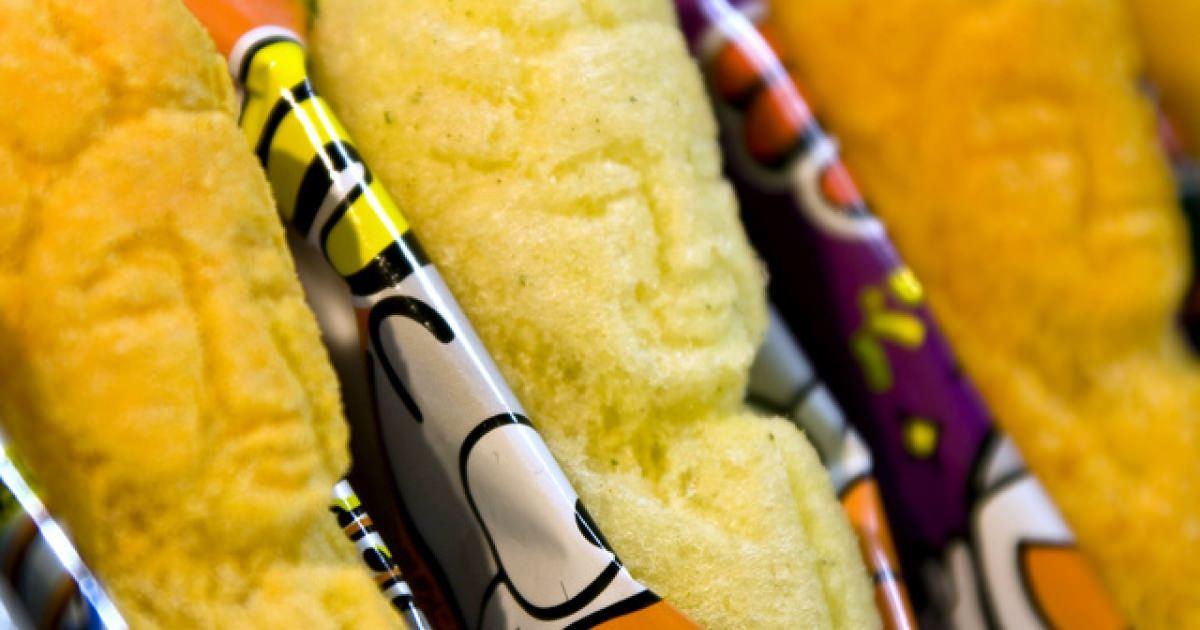 うまい棒×仏像で「うまい仏」現代アート展で120体公開