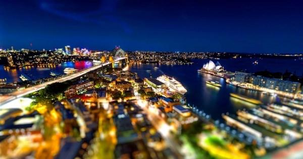 プロの写真家が虜になった「シドニー」カメラから見る夢のような世界