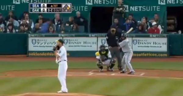 ノーモーションでイチローを捕殺した投手の動きが素晴らし過ぎる
