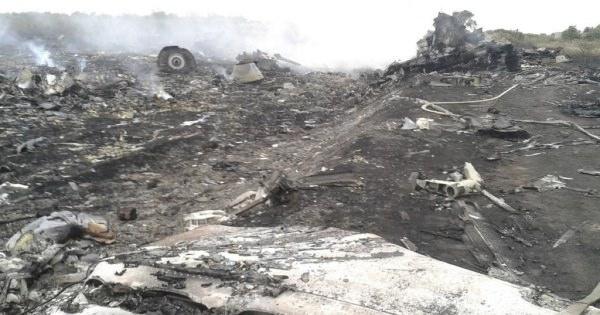 【人類史上最大の損失】マレーシア航空機墜落-エイズ研究者100人搭乗か