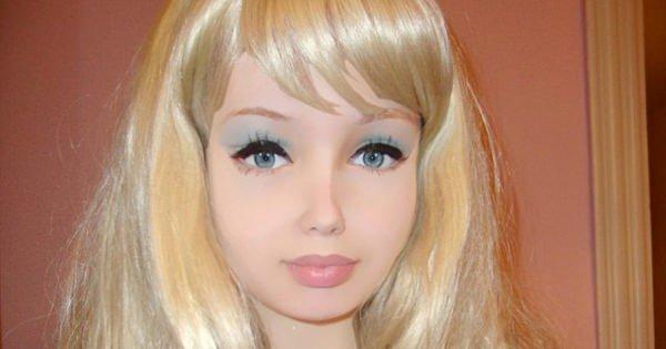 ウクライナに再び16歳のリアルバービー人形・・・こえーよwww