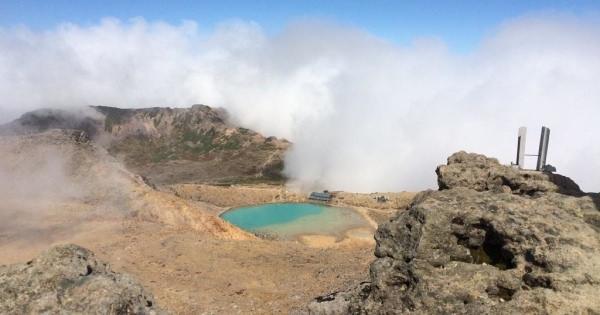 「一人でのんびり御嶽山(^^) 」ツイートしたその後、1分後に御嶽山が噴火 この方の安否は?