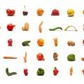 一般的に「不細工な野菜」と言われる野菜はデザインに優れている!?かもしれない