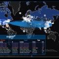どこから攻撃された?Facebookが昨日ダウンした瞬間を可視化した映像
