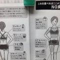 【女の子必読!!】『何を食べれば体のどこが太るか』が分かるボディマップが凄い!