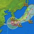 台風8号のTwitterアカウントが陽気過ぎる発言をしていて笑えると話題に!!