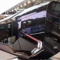 超かっけーーー!!!ロシアの新型トラム(路面電車)
