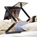 【廃人製造機】サンコーからノートPC用「スーパー仰向けゴロ寝デスク」が登場してしまった…!