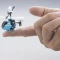 世界最小のラジコンヘリ「ピコファルコン」発売へ 世界最小記録更新を申請