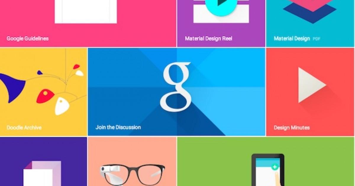 時代はGoogleが提唱している「マテリアルデザイン」に来ている 参考にしたい「マテリアルデザイン」UIデザイン、Webサイトまとめ