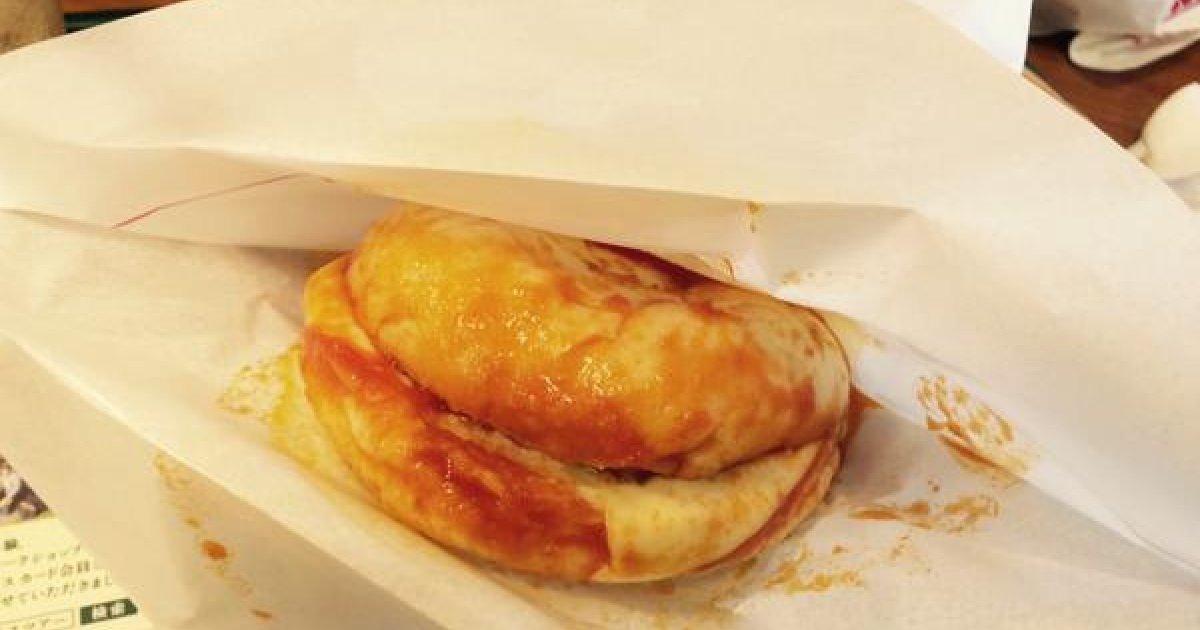 東京・神奈川限定モスバーガー「ぬれバーガー」が美味しいってさ。ぐぬぬぬ、食べたい