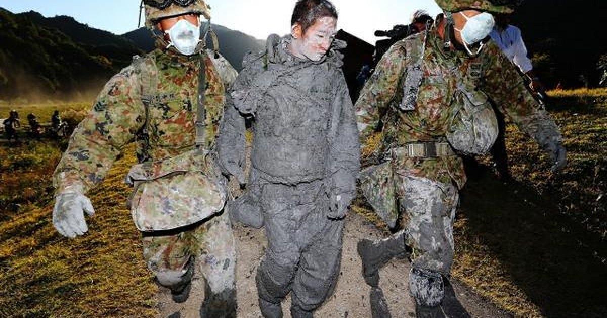 再開したものの6日で打ち切った捜索 機動隊員が語った、御嶽山の捜索現場が壮絶だった
