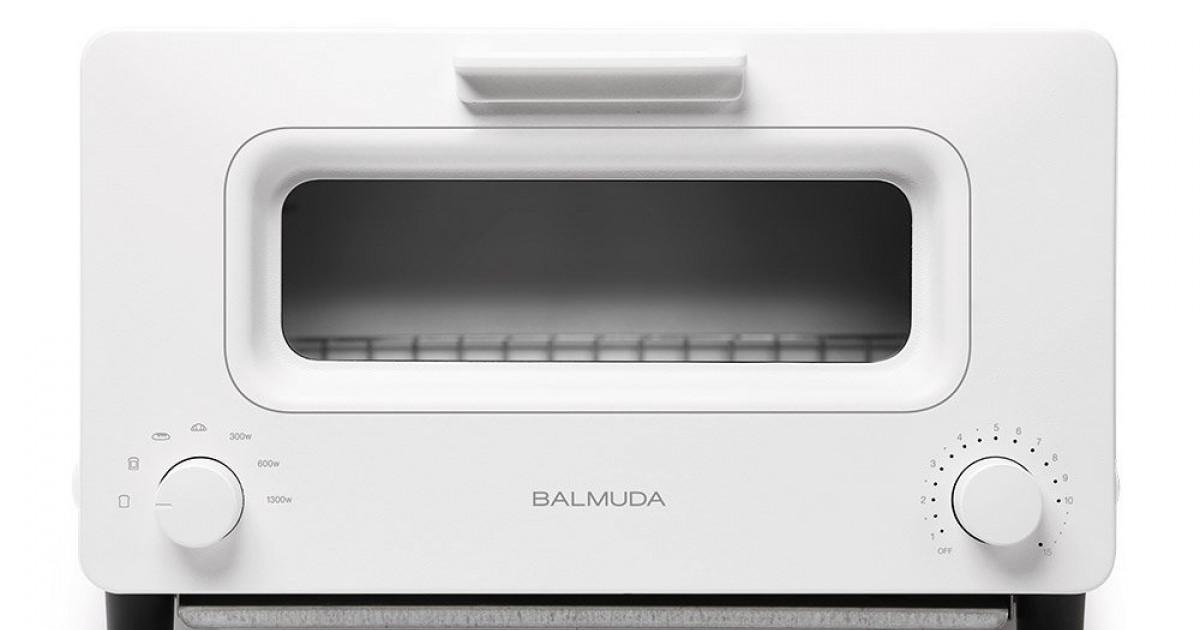 焼きたてのパンを完全再現する「BALMUDA The Toaster」超高級トースターの実力はいかに?