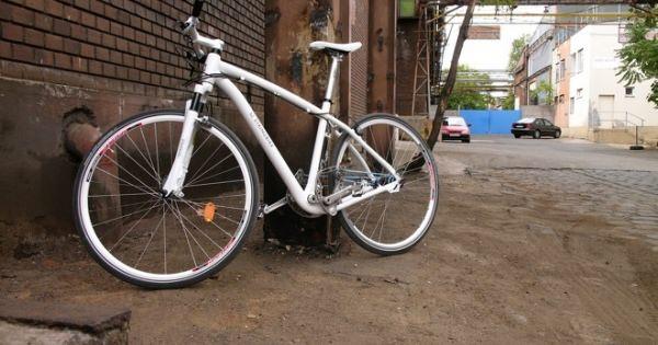 チェーンの代わりにひもで動く革命的な自転車「ストリングバイク」