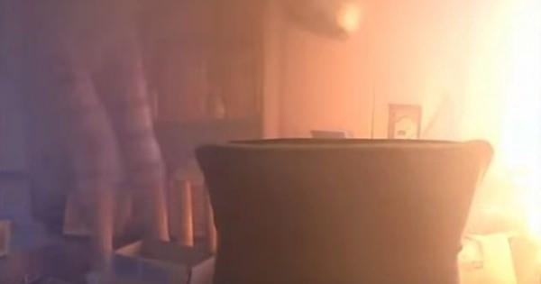 だーいし氏 生放送配信中にオイルマッチから火が漏れて大火事の大惨事を引き起こす まとめ