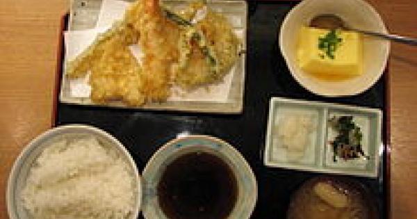 日本人の大好き天ぷらネタの数々