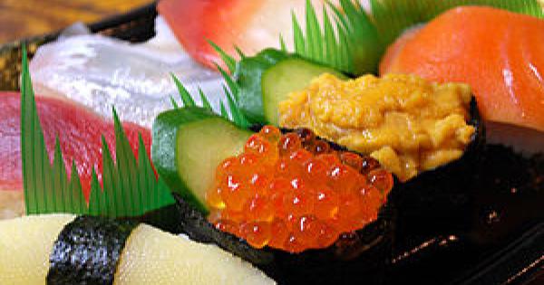 寿司職人の誇る技術の粋☆細工寿司