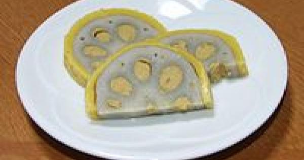 熊本県が誇る絶品郷土料理の辛子蓮根(からしれんこん)