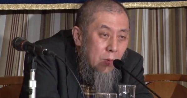 イスラム学者・中田考氏 「イスラム国と戦うため」はまずかった 解放に向けたメッセージを伝える