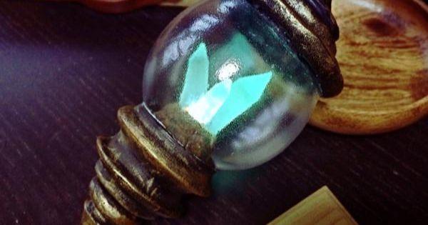 「ファンタ」のペットボトルで「ファンタジー」な結晶ランプを作る方法