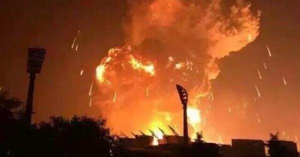 中国 天津で大規模な爆発、400人超負傷 化学物質に引火か まとめ