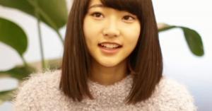 ショートカットの似合うかわい過ぎる美少女モデル武田玲奈
