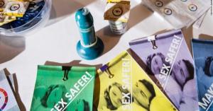 性病を感知して色が変化する未来のコンドームをイギリスの天才中学生が開発