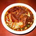 台湾ご当地グルメ牛肉麺(ニューローメン)