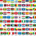 ずっと見てたくなる!かわいい世界の国旗まとめ