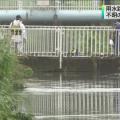台風11号で女子高生流される 埼玉県上尾市領家の用水路で遺体発見  武石柚衣さん(16)だと判明