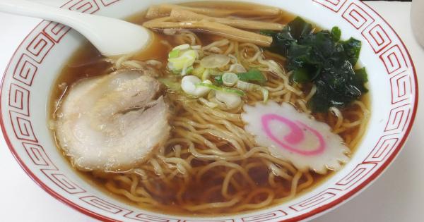 栃木で人気のご当地ラーメン夕顔ラーメン