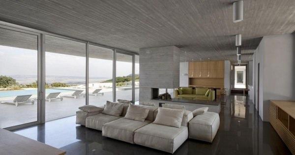 こんな家に住みたい!シンプルだけど豪華な海外の家!