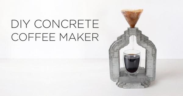 すぐに真似できる!コーヒーメーカーをレゴブロックで?!D.I.Y!!