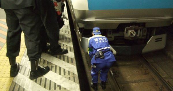 <マスコミが報道しない異常な自殺者数の急増・・・!> 鉄道の人身事故、関東で増加、年間600件で毎日1人以上が自殺~警察は情報開示拒否