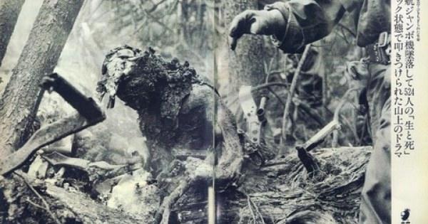 <近代日本最大の謎と怪!!> 【JAL123便墜落事故】毒ガスで息の根を止められた生存者