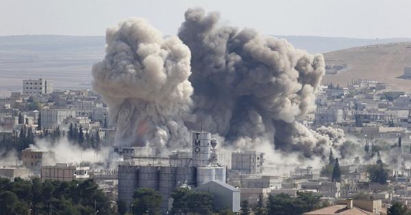 唖然とするシリアの悲惨な現実・・・ドローンでこそ撮影できた・・・今日の実態と現状!
