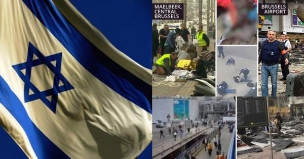 <日本の311も何かで脅されたのだ!> ブリュッセル爆弾テロ事件:アメリカのCIAとイスラエルのモサドの指揮下で行われた / ブリュッセルの空港のセキュリティ管理会社はイスラエルの会社 〜イスラエルによるEUに対する脅し〜