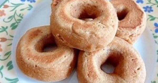 フライパンできな粉たっぷりのもちもち焼きドーナツを作りませんか?