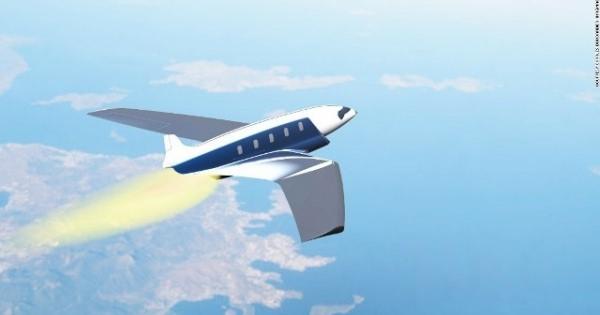 速すぎる!ニューヨークからロンドンまで11分で飛んでしまう超音速旅客機!