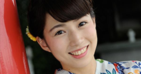 かわい過ぎる若手女子アナ田中萌(たなかもえ)