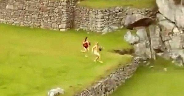 ペルーのマチュピチュ遺跡で「ヌード」になる観光客が増え、拘束される騒ぎが発生!