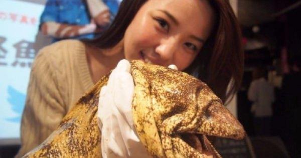 「珍怪魚を食べてみよう」が池袋で開催!珍しい・怪しい魚を食すグルメイベント