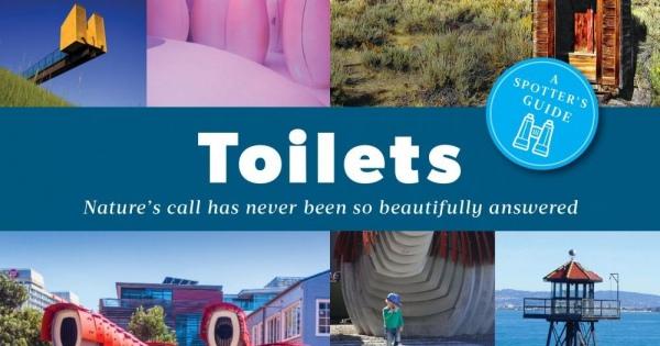 面白い!世界各地で発見したユニークなトイレの写真本を「ロンリープラネット」が発刊!そのトイレをちょっとご紹介!