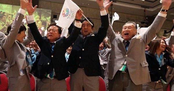 東京2020年オリンピック招致で秘密の支払いが調査されたことからロンドンでの開催が構想される。