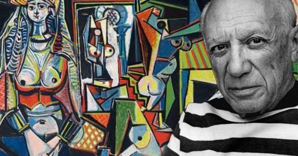 15歳~90歳まで!ピカソが描いたセルフポートレート(自画像)の変遷が凄い!