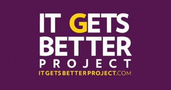 ジェイミー・ロードマイヤー「It Gets Better, I Promise(物事や状況は良くなると約束します)」